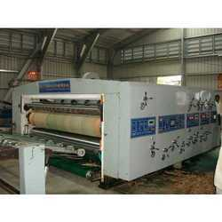Printer Slotter Rotary Die Cutter