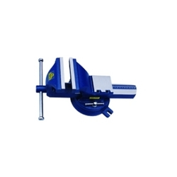 Fixed Base Steel Bench Vice