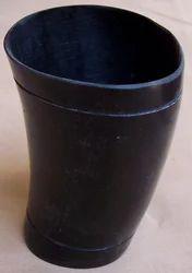 Black Horn Glass