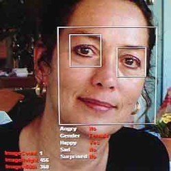 Face Detection Recognition System
