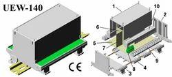 Din Rail Module Enclosure 112x88x145