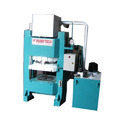 Semi-automatic Parrytech Hydraulic Coin Press Machine