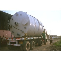 Spiral Wound PP Tanks