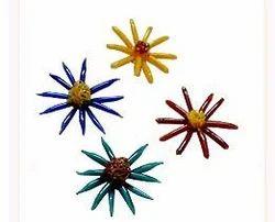 Decorative Glass Flower
