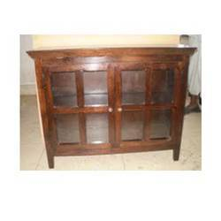 Wooden Glass Fitted Cabinets