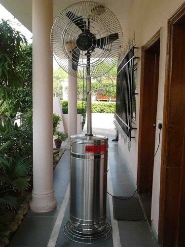 Mist Fan And Industrial Air Cooler Manufacturer Jai Ambey Agencies Delhi