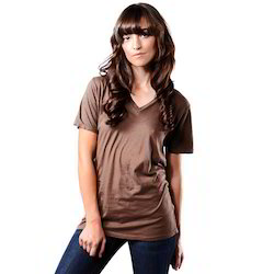 Women's V Neck T-Shirts