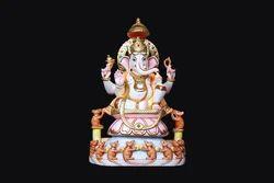 GA-4074 Lord Ganesh Statue