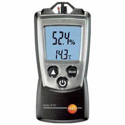 Air Moisture & Air Temperature Measuring Instrument