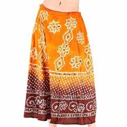 Bandhej Skirts