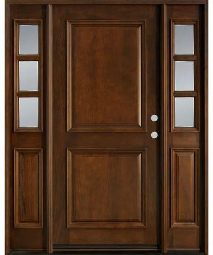 Wooden doors wood exterior doors manufacturer from faridabad - Exterior wood door manufacturers ...