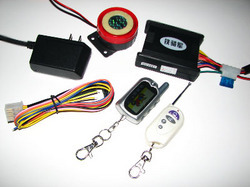 Motorcycle Lcd Alarm