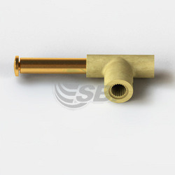 Industrial Brass Corsa Handle