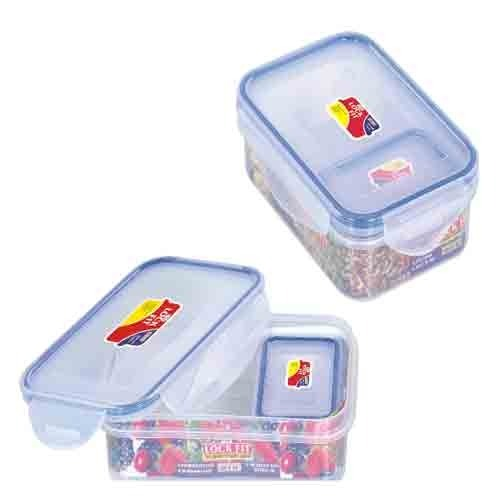 Air Sealed Containers