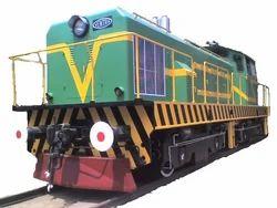 WHD 800 90 4 AXLE Locomotive