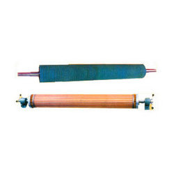 Rubber Grooved Spreader Rollers