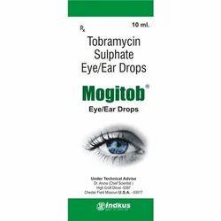 Tobramycin Sulphate Eye/Ear Drops-Mogitob