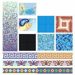 Italia Glass Mosaic Tile
