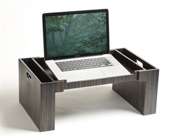 wooden laptop stand at rs 4250 piece s laptop stands id 3886728612. Black Bedroom Furniture Sets. Home Design Ideas