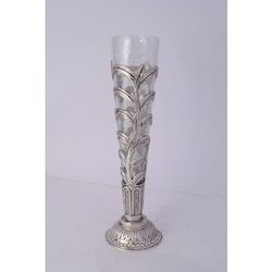 Decorative Glass Flower Vase