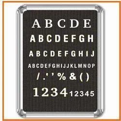 Fixograph Letter Boards
