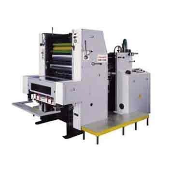 Single Color Sheet Fed Offset Printing Machines