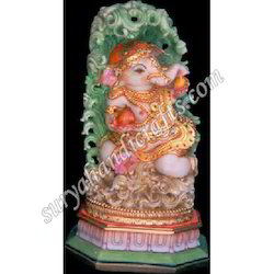 Bone Painting Bal Ganesh