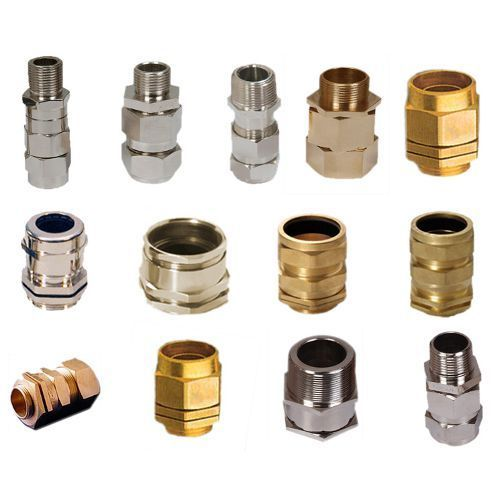 Brass Cable Gland, Size: 20 mm To 90 mm, Rs 70 /piece Kripson Electricals    ID: 3977678530