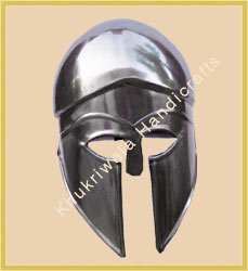 Corinthian Helmet In Steel