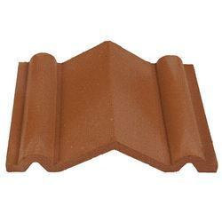 Big White House Roof Tile