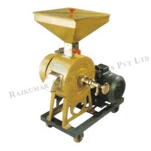 Dal And Flour Mills Mini Flour Mill Manufacturer From Nagpur