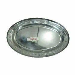 Fancy Oval Platter