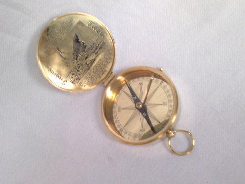 Antique Brass Compass Meenakshi Handicrafts Emporium Exporter In