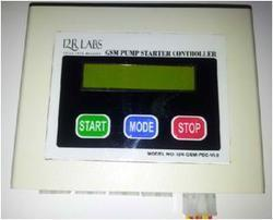 GSM Pump Control and Tank Level Monitoring