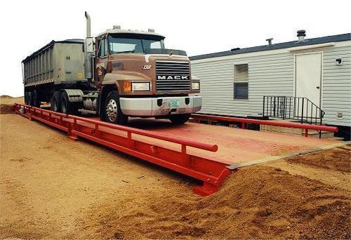 Fully Electronic Weighbridge