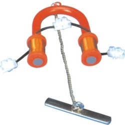 Electromagnet Product Description Lifting Type Built With A Coil Of 300 Turns Insulated Copper Wire Operates On 6 12 Volts And Will Easily Lift 15