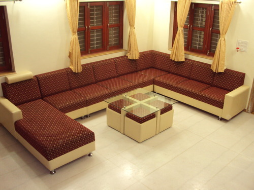 Sofa Designs Backless Sofa Manufacturer from Vadodara