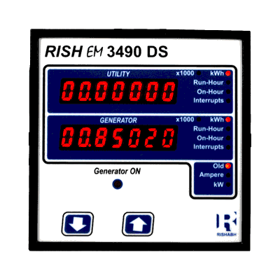 dual source energy meter em3490ds 500x500 digital multi function panel meters wholesale trader from nagpur dual source energy meter wiring diagram at aneh.co