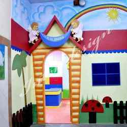 Best Play School Interior Designing Kindergarten Interior Designing