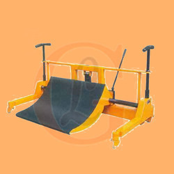 Cradle Roll Doffing Trolley