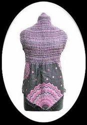 Wool Lycra Stole