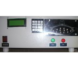Microcontroller Based Light Testing Unit