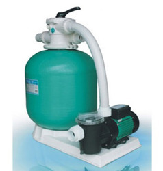 Automatic Swimming Pool Filtration System, Capacity 200 Litre Per Hour
