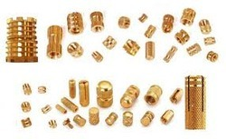 Round Brass Inserts