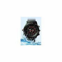 Spy Waterproof Watch Camera Strap Watch