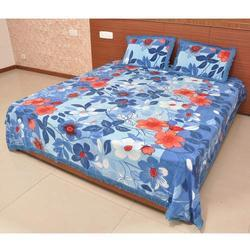 Fleece Bed Sheet With Pillow Covers