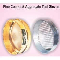 Aggregate Test Sieves