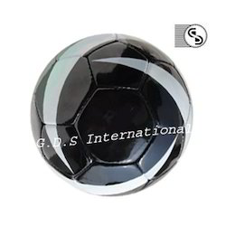 Black Soccer Ball