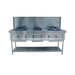 Three Burner Gas Stoves