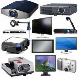 Visual Equipments Rental Services